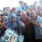 Copa 2014 resolveu os problemas do governo… argentino.