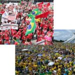 Cada qual a sua maneira, protestos contra e a favor do governo fracassam