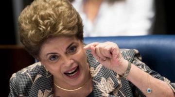 Sete manhas e uma verdade no discurso de despedida de Dilma no Senado