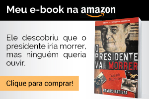 E-book O presidente vai morrer - Amazon