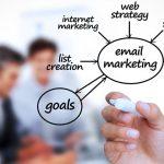 Como fazer o seu marketing digital por email, em cinco passos
