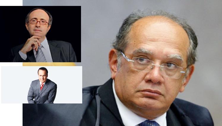 Por que Gilmar, Reinaldo e Lair Ribeiro nadam contra a opinião pública