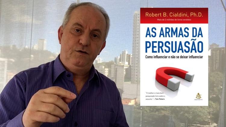 Como é o poder das armas de pesuasão que te fazem se vender