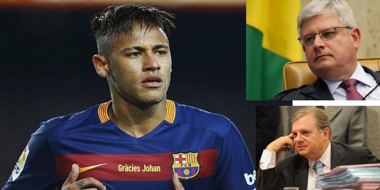 pSDB, Janot e Neymar calcularam mal opinião da torcida