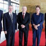 Saída política sem vencedor poderia unir FHC, Lula e Sarney