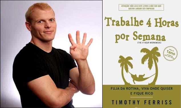 Timothy Ferris / Traalhe 4 Horas por Semana